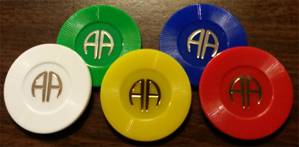 AA Groups Chips | AA Plastic Chips | AA Poker Chips